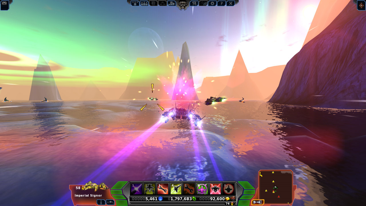 Pirate Galaxy The Epic 3d Space Adventure