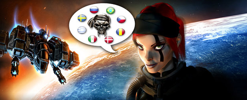 Do you enjoy Pirate Galaxy but miss the option to play it in your mother tongue? Be a part of our online translation community and help with translating the game to a language of your choice! We are providing an […]