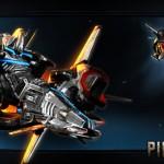 Pirate Galaxy - AnIn-H33 Hunter Parsec