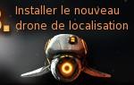 Pirate Galaxy - Installer le nouveau drone de localisation