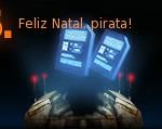 Feliz Natal, pirata!