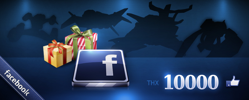 Hot on the heels of Thanksgiving, the number of likes on Pirate Galaxy's Facebook page has reached an astronomically high mark that we would like to celebrate with you! Thank You All For 10,000 Likes on Facebook – Claim Your […]