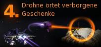 Pirate Galaxy - Drohne ortet verborgene Geschenke