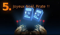 Pirate Galaxy – Joyeux Noël, Pirate !!