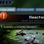 Pirate Galaxy - Challenge UI