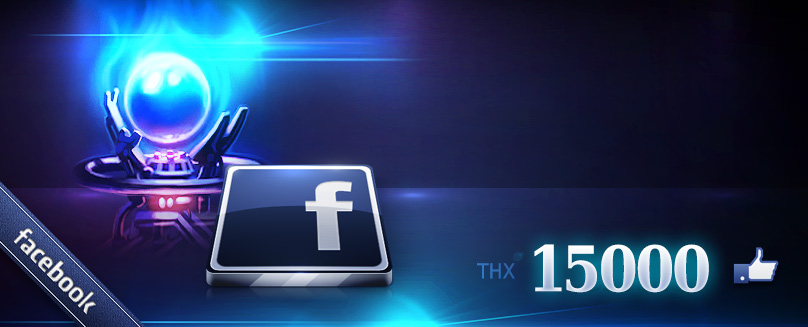 Pirate Galaxy: Thank You for 15,000 Likes on Facebook!