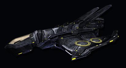 RavenDynamics RDX-01 Obsidienne