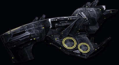 RavenDynamics RDX-03 Granit Noir